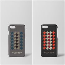 BOTTEGA VENETA HI-TECH CASE IN BV CLUB 19 iPhone 7 case