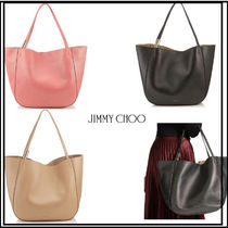 VIP Sale☆完売前に☆Jimmy Choo☆Stevie Tote (選べる3色)