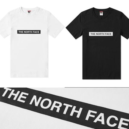 THE NORTH FACE☆ロゴ入りTシャツ◇国内発送 送料関税込み