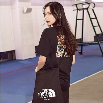 THE NORTH FACE Tシャツ・カットソー THE NORTH FACE☆FLORAL S/S R/TEE☆(2)