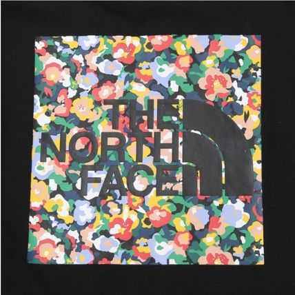 THE NORTH FACE Tシャツ・カットソー THE NORTH FACE☆FLORAL S/S R/TEE☆(4)