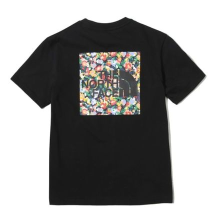 THE NORTH FACE Tシャツ・カットソー THE NORTH FACE☆FLORAL S/S R/TEE☆(5)