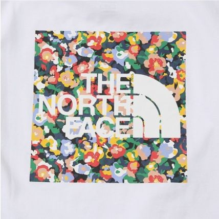 THE NORTH FACE Tシャツ・カットソー THE NORTH FACE☆FLORAL S/S R/TEE☆(9)