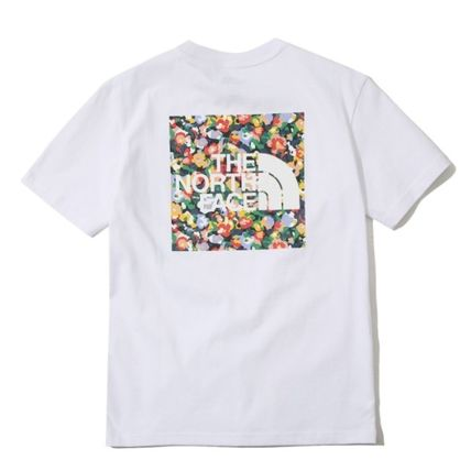THE NORTH FACE Tシャツ・カットソー THE NORTH FACE☆FLORAL S/S R/TEE☆(11)