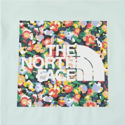 THE NORTH FACE Tシャツ・カットソー THE NORTH FACE☆FLORAL S/S R/TEE☆(13)