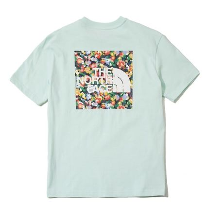 THE NORTH FACE Tシャツ・カットソー THE NORTH FACE☆FLORAL S/S R/TEE☆(15)