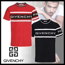 【20AW】GIVENCHY  4G  PARIS コントラスト スリム Tシャツ
