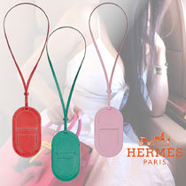 HERMES エルメス*In-the-Loop To Go スマホ用 ネックホルダー