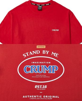 Crump Tシャツ・カットソー Crump★正規品★Stand by short sleeve 半袖Tシャツ/安心追跡付(9)