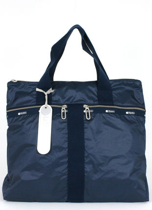 "☆US LeSportsac ""CLASSIC NAVY C"" BACKPACK 2347 - C096"