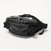 patagonia 49280 BLK Black Hole Waist Pack 2L ボディバッグ