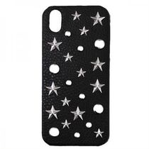 enchanted.LA StarMix Studded Leather Cover 新作 iPhoneケース
