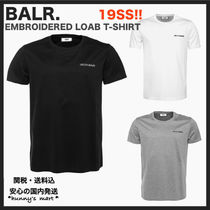 【BALR】関送込 EMBROIDERED LOAB Tシャツ