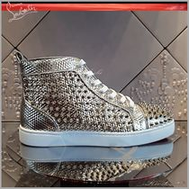 ◆Christian Louboutin◆VIP sale◆Louis Orlato Men's Flat◆