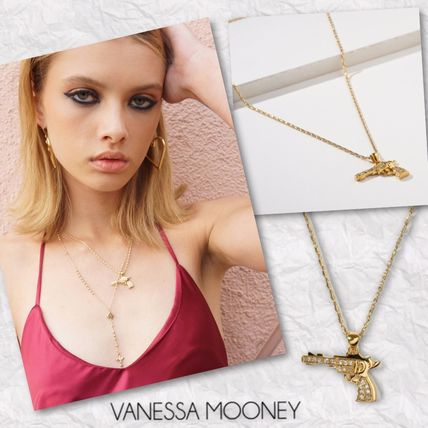 LA発!【 Vanessa Mooney 】THE PISTOL NECKLACE