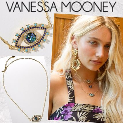 LA発!【 Vanessa Mooney 】THE ABALONE EYE NECKLACE