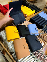 6月新作 TORY BURCH★EMERSON FRENCH FOLD WALLET 折り財布
