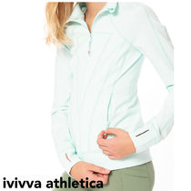 ivivva athletica /Perfect Your Practice Jacket / Light Frost