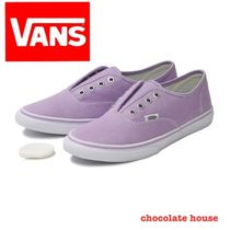 【VANS】AUTHENTIC LP オーセンティック LP V44W LP 19SP LILAC