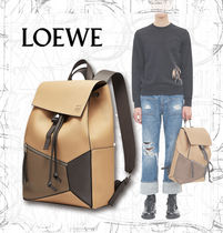 【LOEWE】SS19 Puzzle Backpack