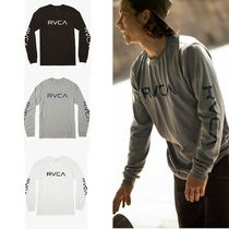 日本未入荷&大人気★RVCA★Big RVCA Long Sleeve T-Shirt