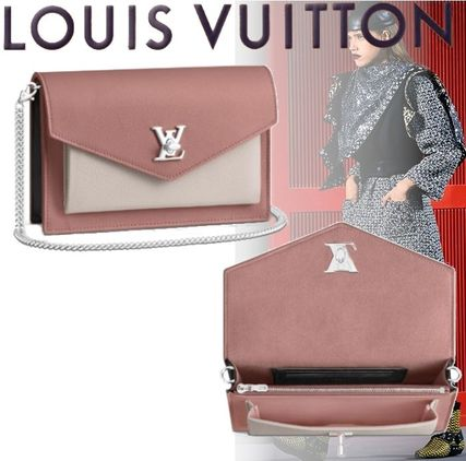 19SS LOUIS VUITTON ポシェット・ロックミーチェーン
