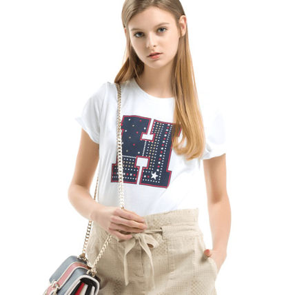 Tommy Hilfiger Tシャツ・カットソー Tommy Hilfiger正規品★Cotton Graphic T-shirt(3色)★在庫少量(2)