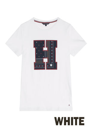 Tommy Hilfiger Tシャツ・カットソー Tommy Hilfiger正規品★Cotton Graphic T-shirt(3色)★在庫少量(5)