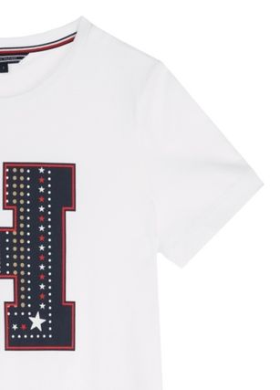 Tommy Hilfiger Tシャツ・カットソー Tommy Hilfiger正規品★Cotton Graphic T-shirt(3色)★在庫少量(8)