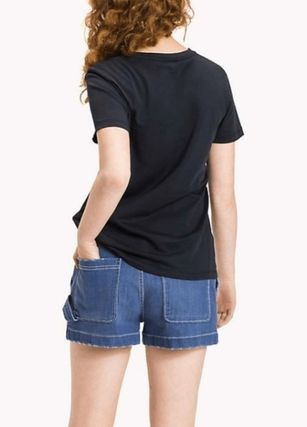 Tommy Hilfiger Tシャツ・カットソー Tommy Hilfiger正規品★Cotton Graphic T-shirt(3色)★在庫少量(10)