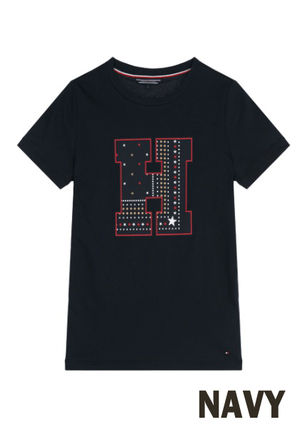 Tommy Hilfiger Tシャツ・カットソー Tommy Hilfiger正規品★Cotton Graphic T-shirt(3色)★在庫少量(12)