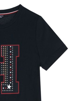 Tommy Hilfiger Tシャツ・カットソー Tommy Hilfiger正規品★Cotton Graphic T-shirt(3色)★在庫少量(15)