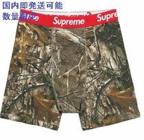 【関税・送料無料】Supreme Hanes Realtree Boxer Briefs