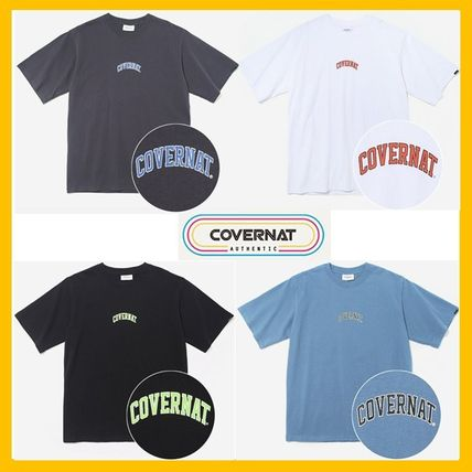 COVERNAT Tシャツ・カットソー [COVERNAT]   S/S SMALL ARCH LOGO TEE 全4色  /追跡付