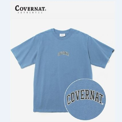 COVERNAT Tシャツ・カットソー [COVERNAT]   S/S SMALL ARCH LOGO TEE 全4色  /追跡付(9)