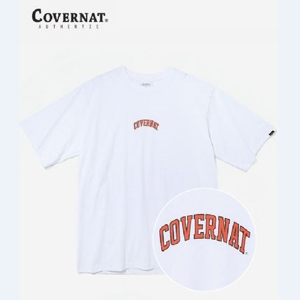 COVERNAT Tシャツ・カットソー [COVERNAT]   S/S SMALL ARCH LOGO TEE 全4色  /追跡付(15)