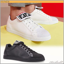 ◆FENDI  19SS◆SNEAKERS◆Mesh and leather low-tops◆2色◆