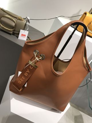 605e055a SEE BY CHLOE JAY SHOPPING BAG