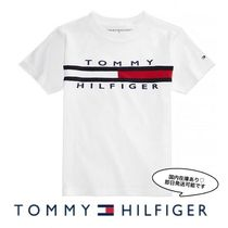 Tommy Hilfiger(トミーヒルフィガー) キッズ用トップス TOMMY HILFIGER キッズ コットンTシャツ
