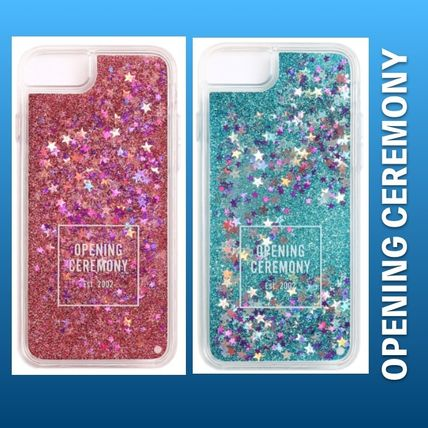 df79565804 OPENING CEREMONY スマホケース・テックアクセサリー SALE!!【OPENING CEREMONY】OCロゴ iPhone6 ...
