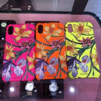 GUCCI iPhone X/XS case with Flora print 550800