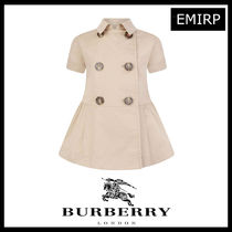 BURBERRY BabyGirls☆MINI CYNTHIEトレンチワンピース