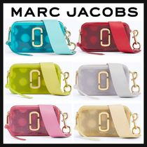【MARC JACOBS】Jelly Glitter Snapshot CameraBag クリアバック
