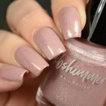 KBShimmer☆可愛いネイル(That's Nude To Me)