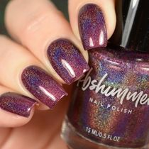 KBShimmer☆可愛いネイル(Fig-Get About It)
