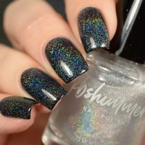 KBShimmer☆ネイル(Prism Break Glitter Polish Top Coat)