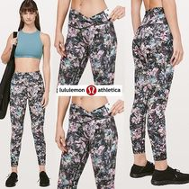 lululemon☆SALE!花柄♪ Wunder Under High-Rise 7/8 Tight