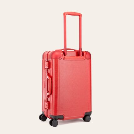 CALPAK スーツケース 【CALPAK】スーツケース CARRY-ON キャリー Jen Atkin RED(3)