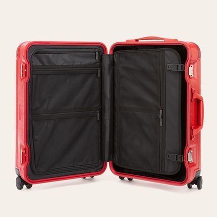 CALPAK スーツケース 【CALPAK】スーツケース CARRY-ON キャリー Jen Atkin RED(4)