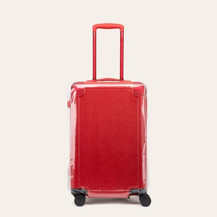 CALPAK スーツケース 【CALPAK】スーツケース CARRY-ON キャリー Jen Atkin RED(8)